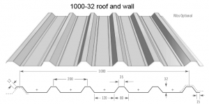Metal Roof & Wall Sheets