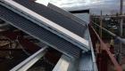 repairing gutters
